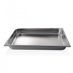 Container stainless steel GN 1/1 53x32.5x5 cm