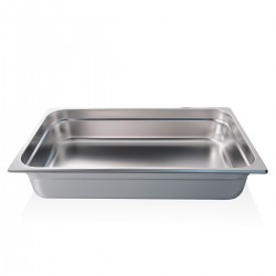 Container stainless steel GN 1/1 53x32x10 cm