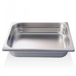 Gastronorm Inox GN 1/2 32,5x26,5x6,5 cm