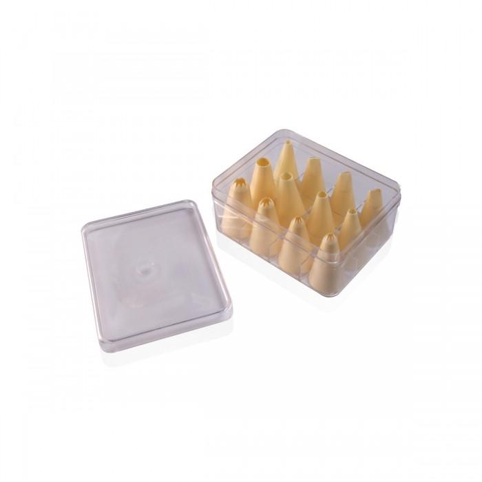 Polypropylene 12 Piece Nozzle Box