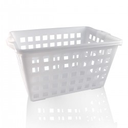 Perforated Storage Basket. 63x45x35 cm