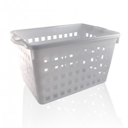 Perforated Storage Basket. 70x45x40 cm