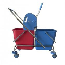 Cart - 2 x 25 Ltr