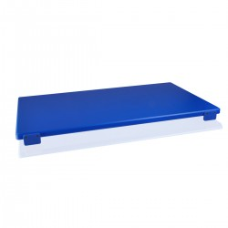 Cutting Board - Polyethylene 60x40x2 cm Blue