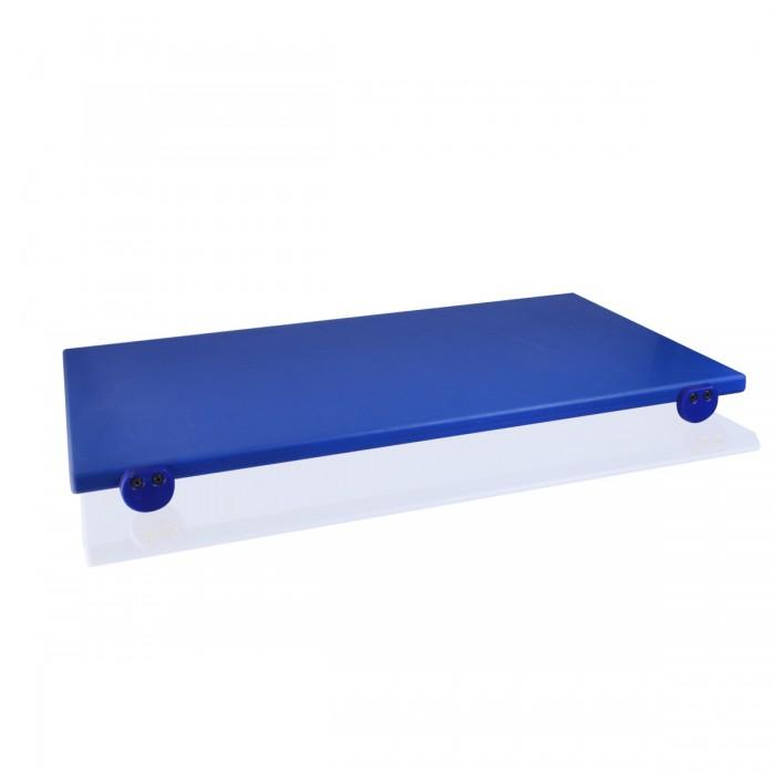 Tagliere Polietilene Blu 70x40x2 cm