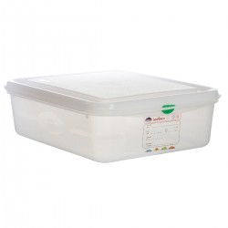 Container GN 1/2 h. 10 cm. 6,5 Ltr.