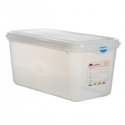 Container GN 1/3 h. 15 cm. 6 Ltr