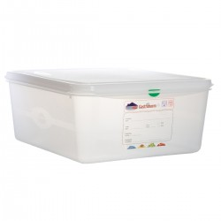 Container GN 2/3 h. 15 cm. 13,5 Ltr