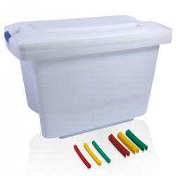 Contenitore Plastica 50 lt