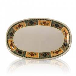 Oval Platter 34x22 cm.