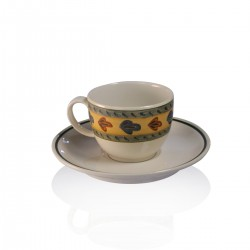 Tea Cup and Saucer 270 cc.