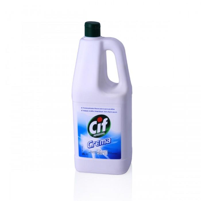 Cif Crema Professionale 2 lt