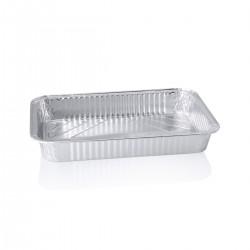 Vassoio 149 Alluminio 50 pezzi