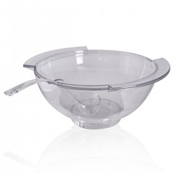 Punch/Cocktail Bowl with spoon ø 35 cm