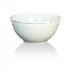 White melamine bowl 13x7.5 cm