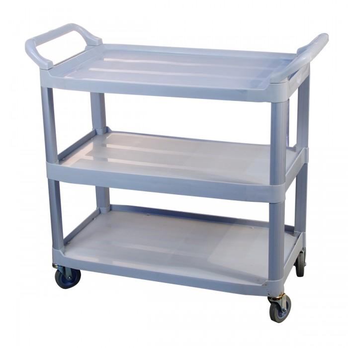 Plastic trolley cm.102x50
