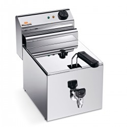Electric Fryer - Counter top 8 Lt. 220V