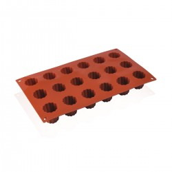Silicone mould mini bordelais 3.5x3.5