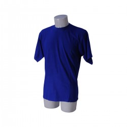 T-Shirt Uomo Blu Navy Taglia M