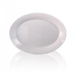 Oval Plate 32x23 cm. - TORINO