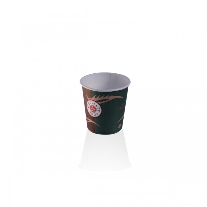 Paper hot drink cup 100cc