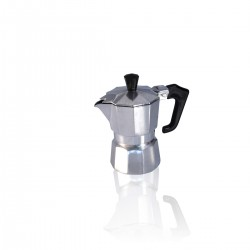 Coffee Pot - Moka Aluminium - 1 Cup