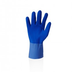 Natural rubber gloves - Size XL 9,5