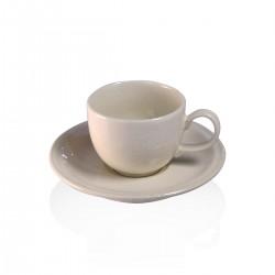 Espresso Cup and Saucer 105 cc. PEPPER