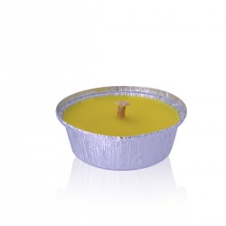 Substitution candle 15cm Citronella