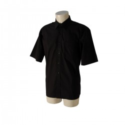Men's Shirt Black L