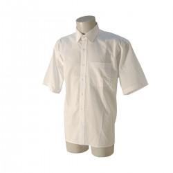 Camicia Uomo Bianca Taglia XL