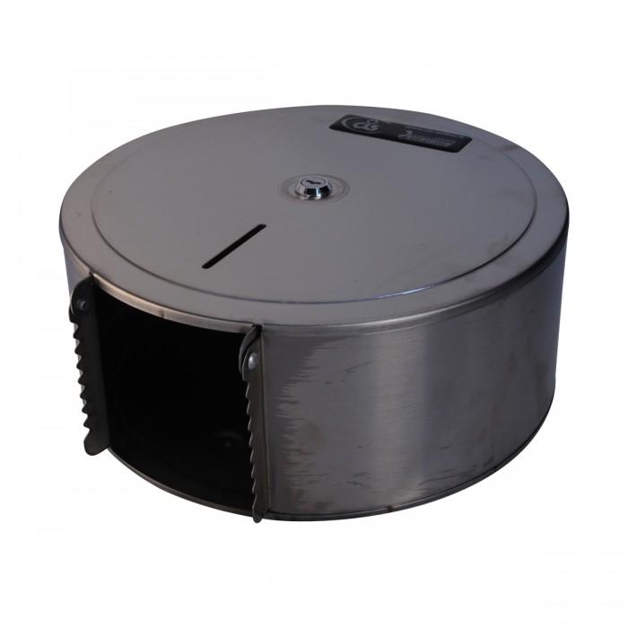 Dispenser Carta Igienica Jumbo Inox
