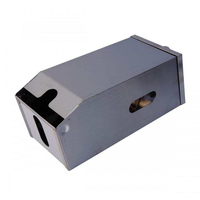 Dispenser Carta Igienica Intercalata Inox