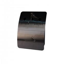 S/Steel Ashtray CONTEMPORARY