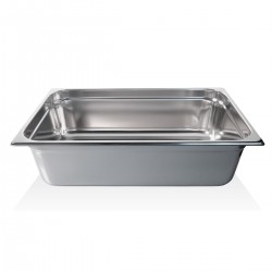 Container stainless steel GN 1/1 53x32x15 cm