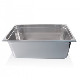 Container stainless steel GN 1/1 53x32x20 cm