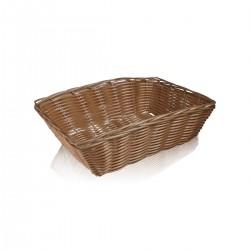 Rect. Basket 23x16x5 cm