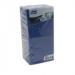 Napkins 25x25 Blue 2 ply - 200 pcs Tork