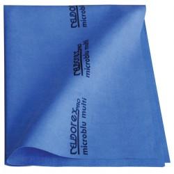 Microfibra Blu Vetri 5 pezzi