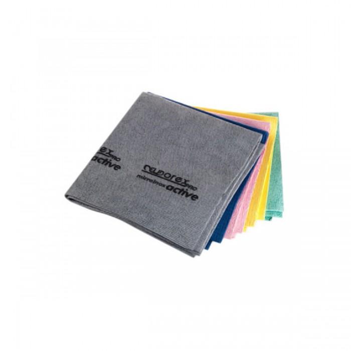 Microfibra Active 360 Verde 5 pezzi