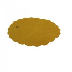 Sottofritto Carta Gialla 20 cm 400 pezzi