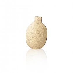 Vassoio Ovale 8,5 x 6 cm Oro 200 pezzi