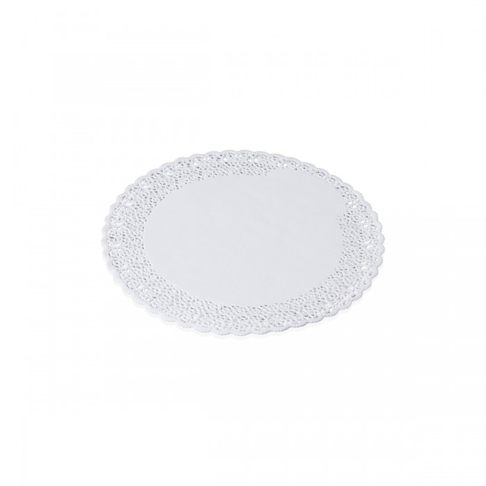 Pizzo Porcellanato 18 cm 100 pezzi