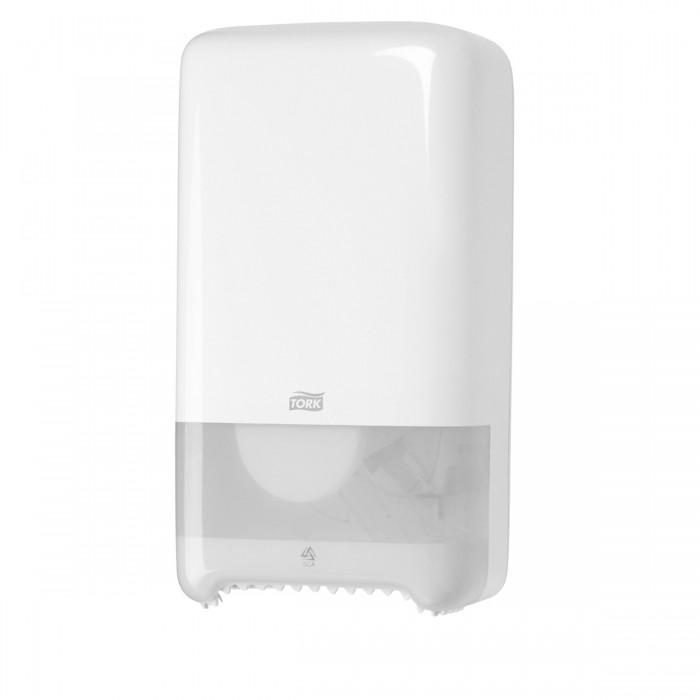 Dispenser T6 Carta Igienica Bianco