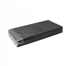 Tablecloth 100x100 TNT Black 25 Tablecloth