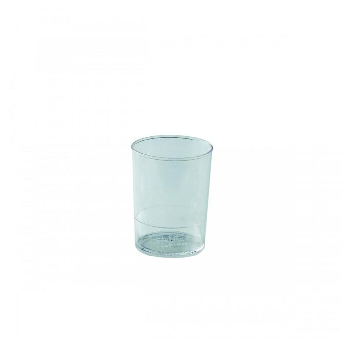 Bicchierino Tondo Finger 65 ml - 100 pezzi