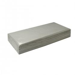 Tablecloth 100x100 TNT Grey 20 Tablecloth Ventidue