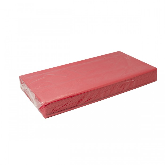 Tovaglia Tnt 100x100 Rossa 25 pezzi
