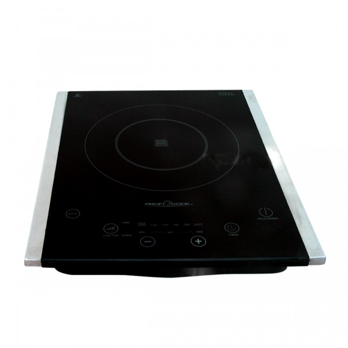 Induction cooking plate 2KW Profi Cook