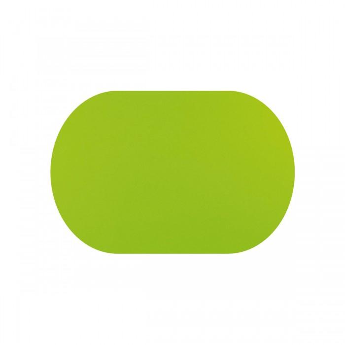 Tovaglia 30x20 Pelle Verde Acido 9 pezzi